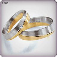Zlatne burme od različitog zlata